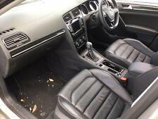 volkswagen Golf Mk7.5 Leather Interior Hi Line