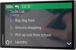 Garmin DriveSmart 65 with Amazon Alexa, Built-in Voice-Controlled GPS Navigator