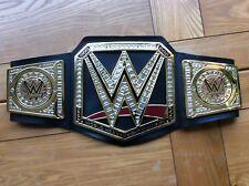 wwe world heavyweight championship wrestling belt aj styles 2018 network cena