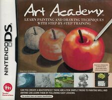 Art Academy, Nintendo DS game Complete, Used