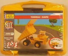 Heller 1/60 Dump Truck Model Kit for Children