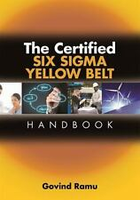 ( 3-5 Days Delivery )The Certified Six Sigma Yellow Belt  by Govindarajan Ramu