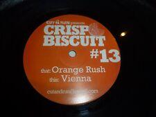 """CRISP BISCUIT - Orange Rush - UK 2-track 12"""" Vinyl Single"""