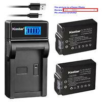 Kastar Battery LCD USB Charger for Nikon EN-EL21 Battery and Nikon MH-28 Charger
