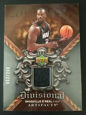 2007-08 Upper Deck Artifacts Divisional Artifacts Jersey Shaquille O'Neal ed/250