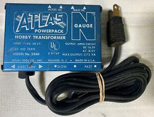 Atlas 2860 Hobby Transformer