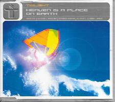 TWILIGHT - Heaven is a place on earth CDM 5TR Trance Eurodance 2002 Germany