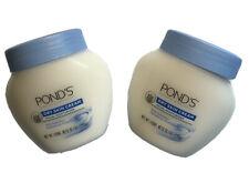 Lot of 2 Pond's Dry Skin Cream Facial Moisturizer 10.10oz