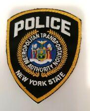 QUANTICO POLICE/NEW YORK STATE WARDROBE PATCH