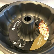 """Brand New Anolon Advanced non-stick bakeware 9.5"""" Fluted Mold Cake Pan"""