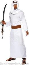 Mens Lawrence Of Arabia Arab TV Book 1960s 60s Fancy Dress Costume Outfit Medium