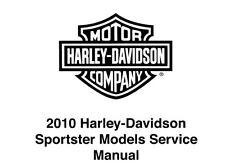 Harley Davidson Sporster Models Service Repair Maintenance Worshop Manual
