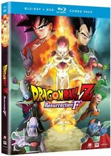 Dragon Ball Z: Resurrection F [New Blu-ray] With DVD, 2 Pack, Digital Copy