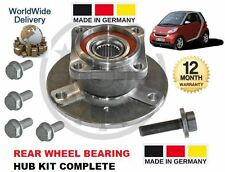 Para coche Smart 0,6 me Turbo 0,7 I T 0,8 D Fortwo Roadster Rueda Trasera teniendo Hub Kit
