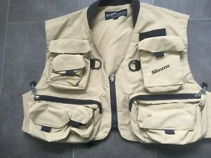Simms Fly Fishing Vest (used)