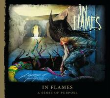 In Flames - A Sense Of Purpose (Cd Digipak Special Edt Re-Issue+ 4 Bonus Tracks)