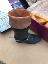 Just The Right Shoe Mount Vernon George Washington Riding Boot #25413 ~ In Box!