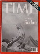 TIME-oct 4,2004-THE TRAGEDY OF SUDAN.