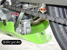 ZX6R 636 ZX9R ZX12R Mirror Polished Lowering Links BBRP Billet Kawasaki