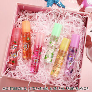 Hydrating Moisturizing Shiny Transparent Fruit Flavor Lip Gloss Lip Balm Primer