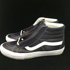 Vans Vault Sk8-Hi Reissue Mens VL Italian Leather Liz VN0A3MV7R3P Purple NIB