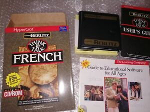 Berlitz Think and Talk French on CDs