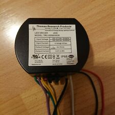 Thomas Research Products Dimmable Led Driver Model Trc 025s035ds