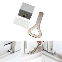 Move Window Child Safety Lock,Sliding Windows Lock Security Sliding Sash Stopper