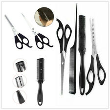 Professional Hair Cutting Set Dresser Thinning Scissors Barber Shears Comb