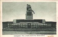 #CARMAGNOLA: MONUMENTO AI CADUTI