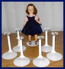 """6 Doll Stands for Madame Alexander 9"""" CISSETTE Portrette Scarlett U.S.SHIPS FREE"""