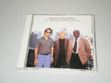BILL EVANS - HANK JONES / RED MITCHELL -  Moods Unilimited - RARE 1991 JAPAN CD
