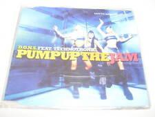 D.O.N.S. feat. technotronic - pump up the jam (cdm 1998