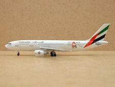 Emirates Airbus A300-600S  (A6-EKE) Dubai Shopping Festival Logo, 1:400