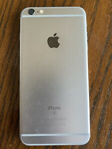 Apple iPhone 6s Plus - 64GB - Silver (Unlocked) Model A1687 (AU Stock)