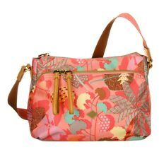 Oilily bolso de bandolera Botanic pop S Shoulder Bag Rosa Flamingo