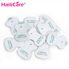 4-250p Electrode Pads Replacement For Tens Unit Acupuncture Therapy Massager