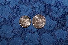 1 + 2 Cent Andorra 2017 Kursmünzen UNC Bankfrisch RAR!