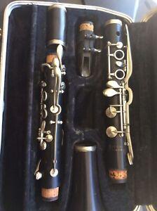Albert System Wooden Clarinet
