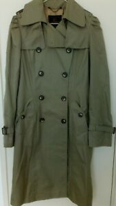 Cooper & Stollbrand Double-breasted Coat (New) Size 10