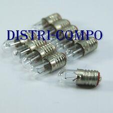 Ampoule E5.5 15x4.7mm 24V 50mA 1.2W (lot de 10 ampoules)