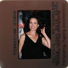 Andie McDowell Sex, Lies, and Videotape Four Weddings and a Funeral 1999 SLIDE 6