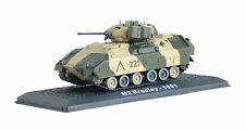 M2 Bradley - 1991 diecast 1:72 model (Amercom CS-18)