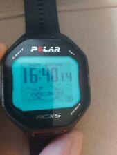 Polar RcX5 GPS, Watch, GPS And Data Logger