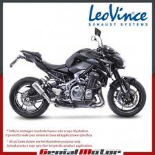 KAWASAKI Z 900 2018 18 LEOVINCE EXHAUST MUFFLER LV-10 STAINLESS STEEL 15204