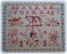10% Off Reflets de Soie Counted X-stitch Chart - Beatrix Pierre 1891