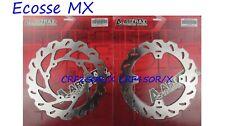 Honda CRF450X 2004-2018 Front & Rear Brake Wavey Discs Artrax Motocross NOT RX
