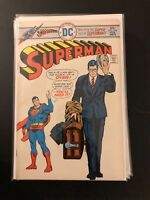 Superman 296 High Grade DC Comic Book