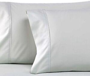 Wamsutta Dream Zone 500TC PimaCott Standard Pillowcases, Mint (2pk) New