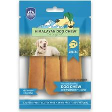 (3) Himalayan Dog Chew Long Lasting Small Dog Treat 3-5 Pieces Bone Bully